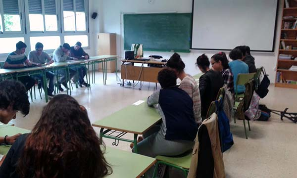 O Rosal imparte un taller de sexualidad en el CPI Manuel Suárez Marquier