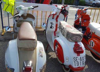 VI Vuelta en Vespa y Lambretta por las comarcas