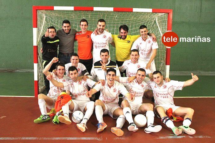 La Copa Xunta contará con la presencia del Cereixa Gondomar Fútbol Sala