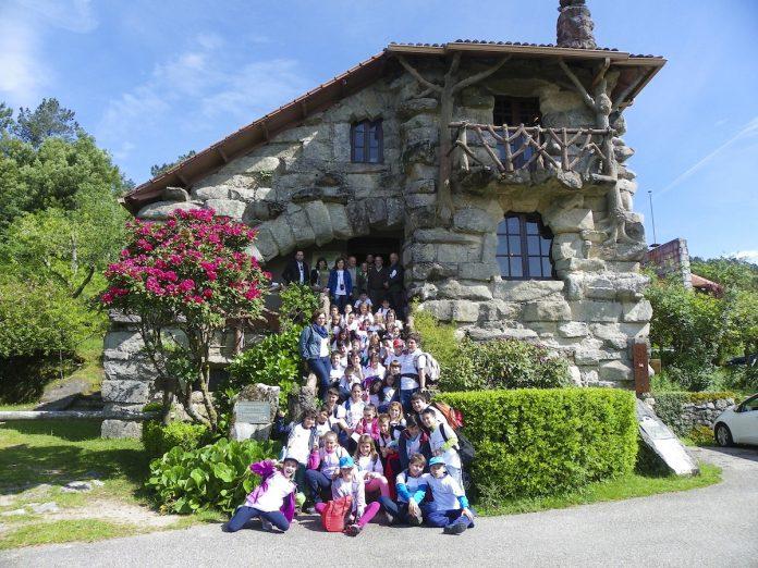 La Xunta celebra el día europeo de los parques en el Monte Aloia de Tui