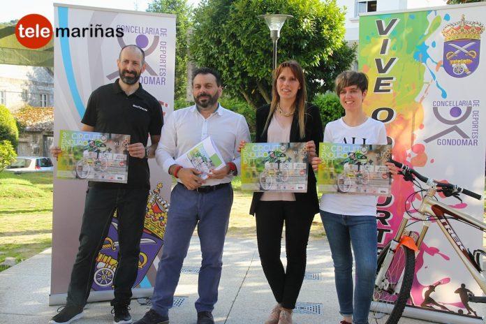 La tercera edición del Circuito Enduro BTT Concello de Gondomar reunirá cerca de 150 ciclistas