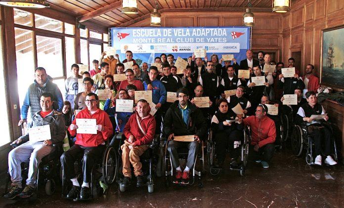 El Monte Real acorta barreras acercando el mar a personas con discapacidad
