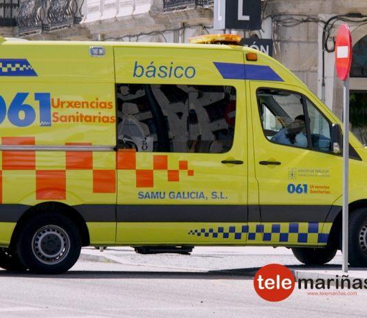 Convocan una huelga que afectará a las bases de ambulancias de Baiona, Nigrán, Tui y A Guarda