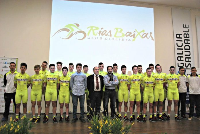 El Rías Baixas se clasifica para el Campeonato de España como cuarto mejor equipo Élite