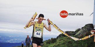 El atleta nigranense Iván Roade se proclamó campeón gallego de montaña absoluto