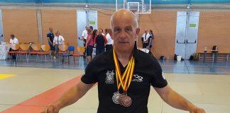 Tres tudenses logran siete medallas en los Juegos Europeos de Policías y Bomberos