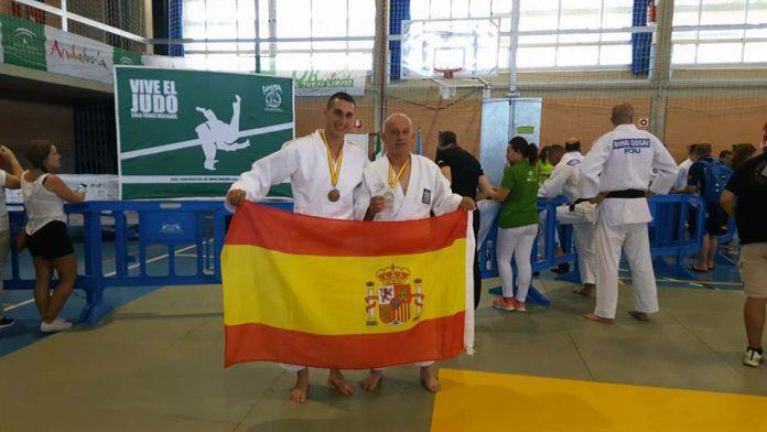 Dos tudenses logran medalla en los Juegos Europeos de Policías y Bomberos