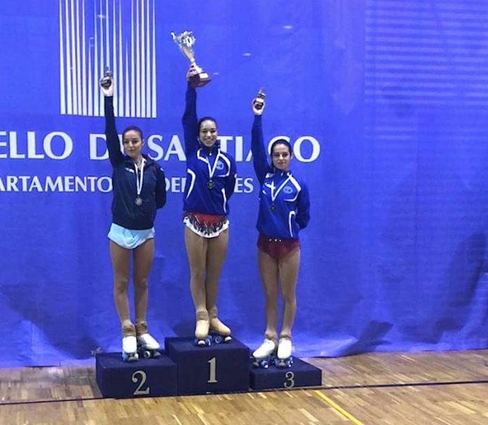 El CPA Gondomar participará en el campeonato de España de patinaje artístico juvenil