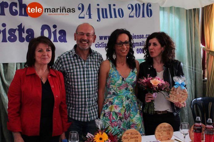 Presentan la cuarta Marcha Cicloturista de Oia