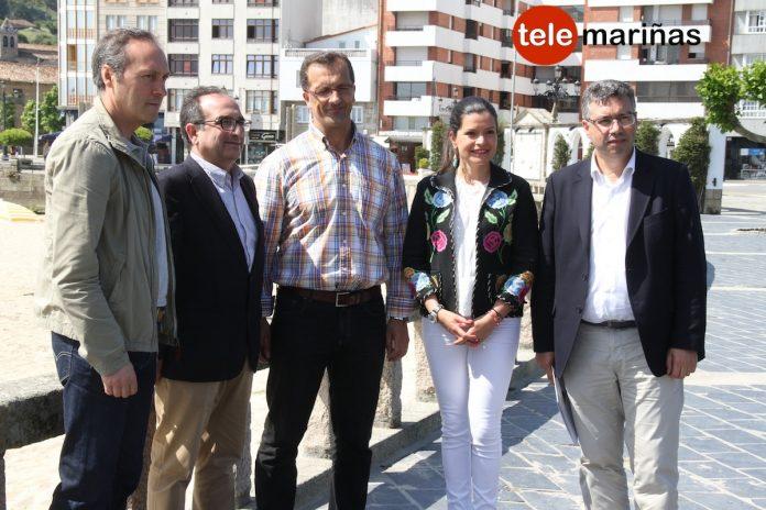 El PP denuncia la falta de colaboración de la Diputación para la limpieza de los arenales