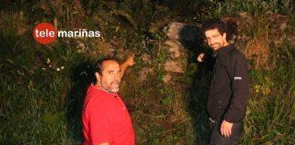 Héroes contra incendios en Baredo