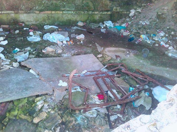 Denuncia la dejadez por parte del Patronato en la conservación del Monte Santa Trega