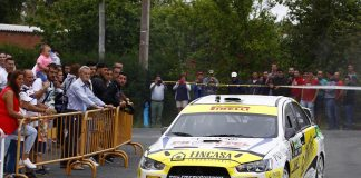 Alberto Meira y David Vázquez se imponen en el Rally de Narón