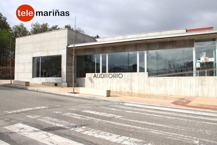Auditorio de Goián, en Tomiño.