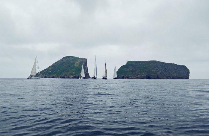 La Baiona Angra Atlantic Race zarpa de regreso a Galicia
