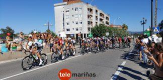 Baiona acogió el primer 'sprint' de la Vuelta a España 2016