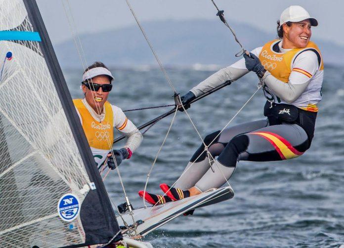 Las olímpicas Támara Echegoyen y Berta Betanzos serán premiadas en Baiona