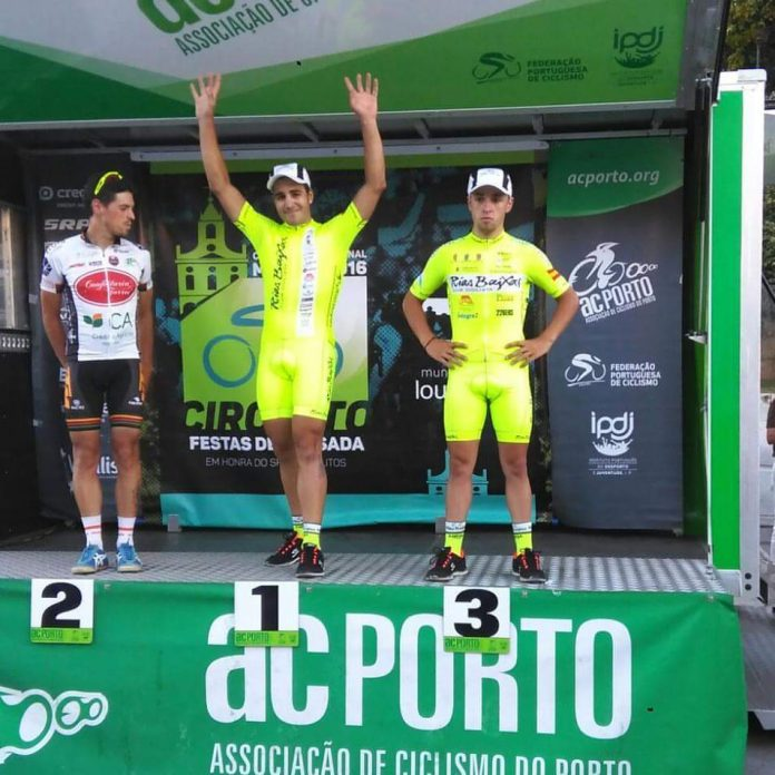 Aser Estévez logra su cuarta victoria de la temporada