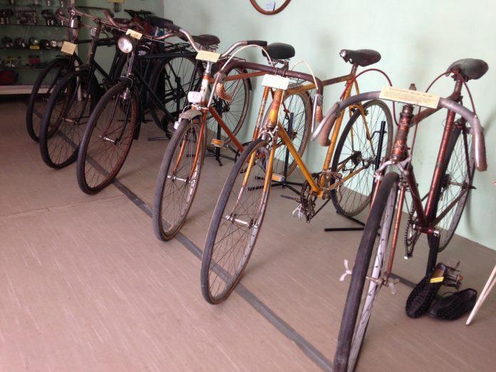 Colección de bicicletas de Luis Molist