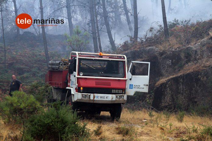 Abre el plazo para el alquiler de 143 vehículos para las brigadas antiincendios de Galicia