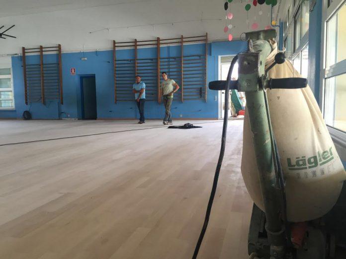 Nigrán acomete obras en todos los colegios públicos del municipio para que inicien el curso en condiciones óptimas