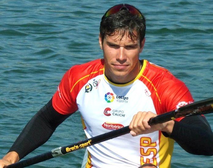 Diploma olímpico para el tudense Óscar Carrera en los Juegos de Río