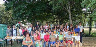 Despedida y homenaje para niños y niñas saharauis en Gondomar