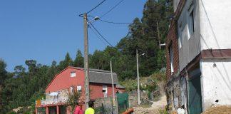 Nigrán lleva el saneamiento al barrio de Barreiros