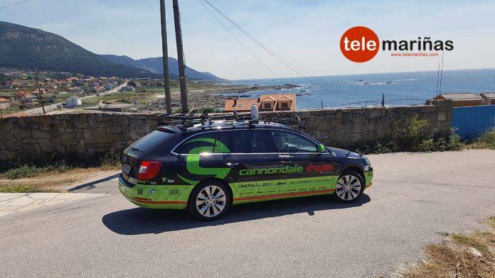 La Vuelta a España 2016 se acerca a Baiona