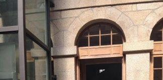 El edificio judicial de Tui estará en obras