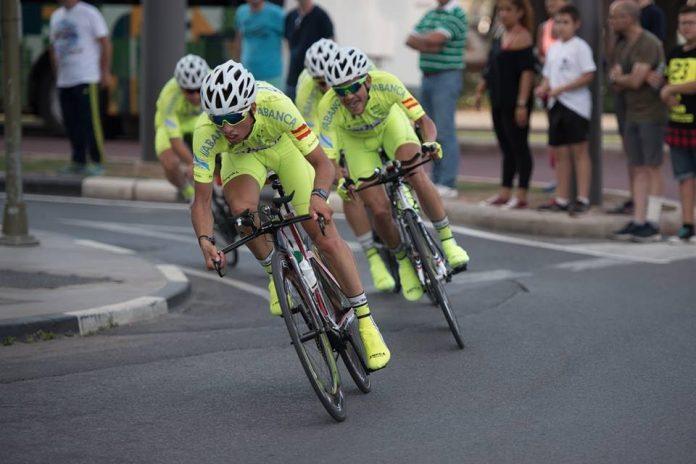 El Club Ciclista Rías Baixas estará en la Vuelta a Tenerife, con el Teide como plato fuerte