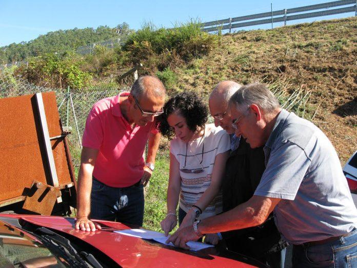 Nigrán ultima con la dirección técnica de Aqualia el proyecto para llevar el agua a parte de las parroquias de Parada y Camos