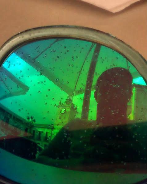 El guardés Alejandro Pena, premiado por el mejor selfie en A Guarda