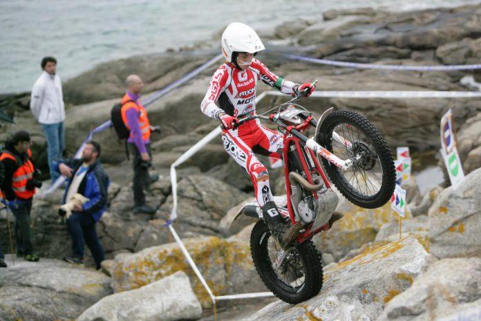 Falta poco para que las motos de trial tomen Baiona