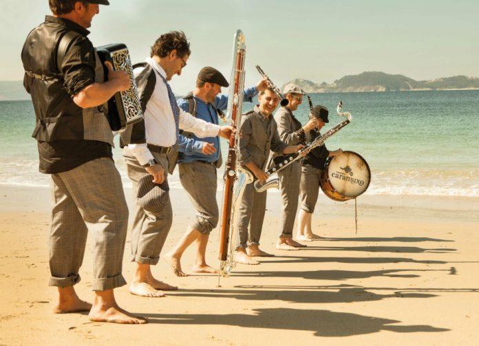 Concierto del grupo de clarinetes Cuarteto Caramuxo en Gondomar