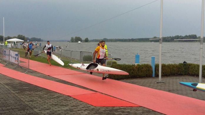 Iván Alonso roza el bronce en el Campeonato del Mundo de Maratón