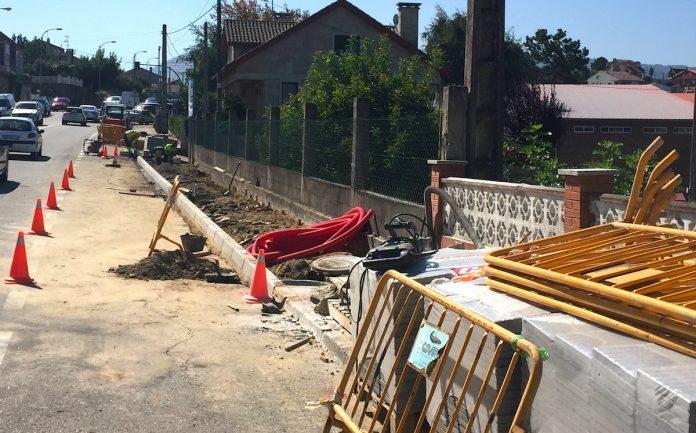 Nigrán termina el plan de seguridad vial en San Pedro