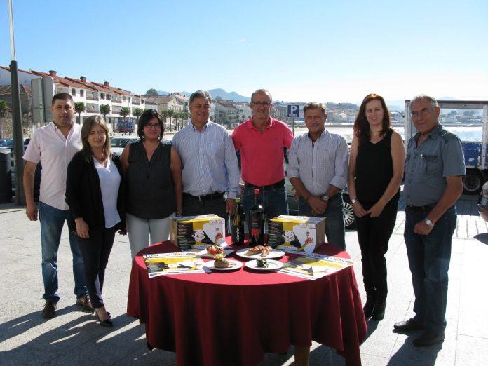 Nigrán acogerá a partir del 1 de octubre la tercera edición del Concurso Gastronómico