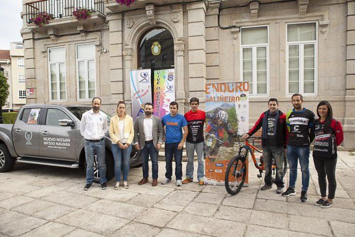 El enduro llega a la Serra do Galiñeiro con alrededor de 100 deportistas que disputarán la 6ª prueba puntuable del Open de Galicia