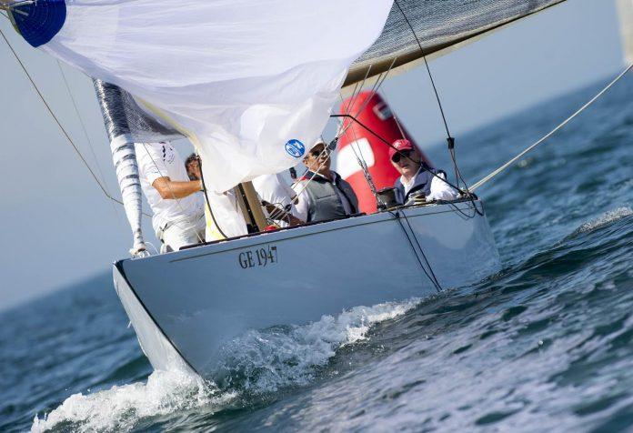 El Trofeo Príncipe de Asturias brilla en Baiona con la presencia del Rey Juan Carlos I