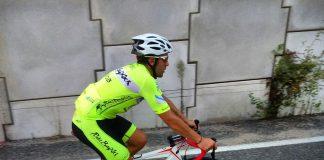 El vigués Roberto Mediero se estrenará con el Club Ciclista Rías Baixas