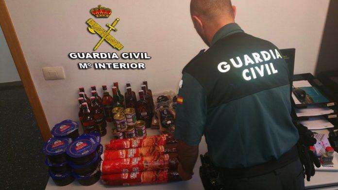 Los hurtos en supermercados se repiten en Baiona