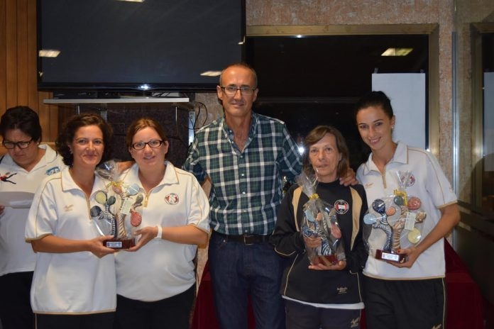 El Club Cabral se impone en el XVI Torneo de Petanca Concello de Nigrán