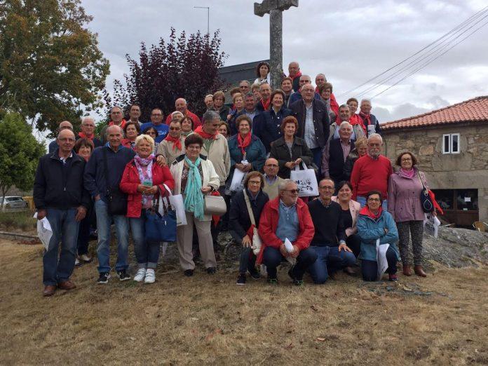 Nigrán inicia hoy su programa de turismo social con la primera excursión a la Ribeira Sacra