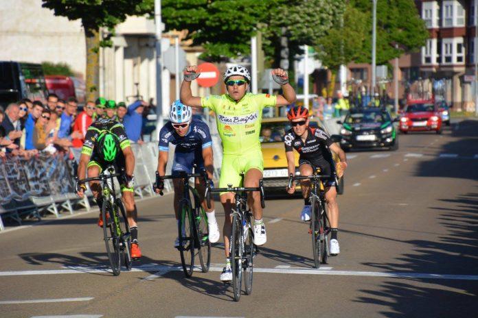 Entrevista al ciclista de A Guarda: Aser Estévez Cividanes