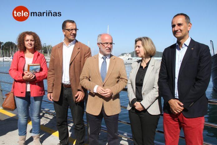 """Más de 1400 pasajeros se embarcaron en el proyecto """"Cruceiros Costeiros"""" de la Xunta de Galicia"""