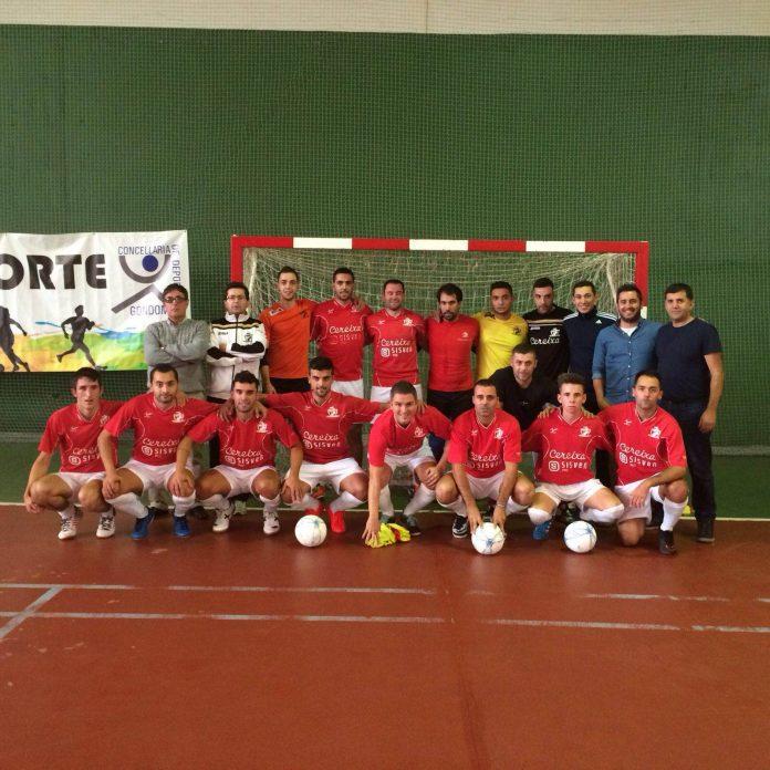 El Cereixa Gondomar, eliminado de la Copa Xunta