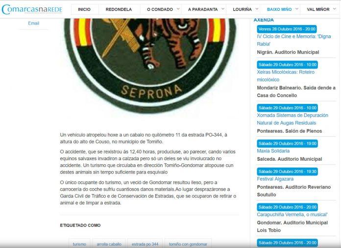 La información de Telemariñas en Comarcas na Rede
