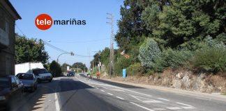 Gondomar reducirá la velocidad viaria en el casco urbano con la construcción de una rotonda en Mañufe