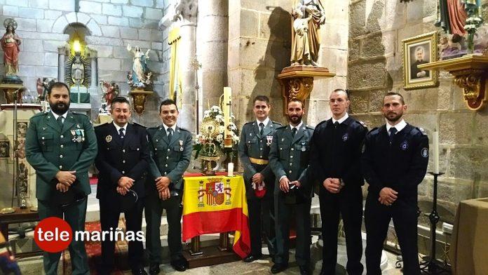 Tomiño celebra el Día de la Hispanidad con una Misa